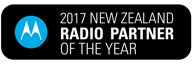 2017 New Zealand Radio Partner of the year